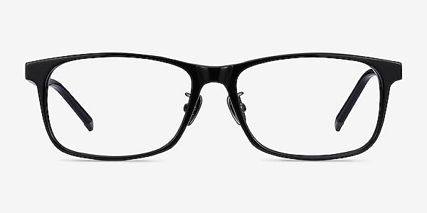 Calling Noir Acétate Montures de lunettes de vue