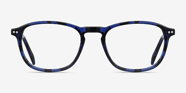 Socorro Blue Tortoise Acetate Eyeglass Frames