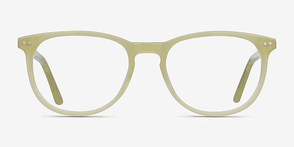 Cherbourg Lime Green Acetate Eyeglass Frames