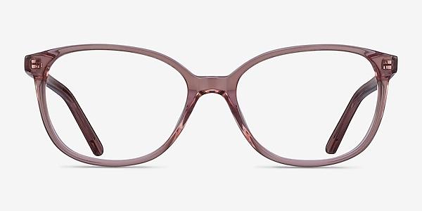 Thelma Pink Acetate Eyeglass Frames