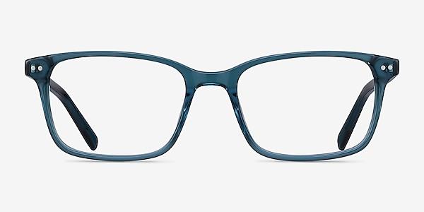 Basel Green Blue Acetate Eyeglass Frames