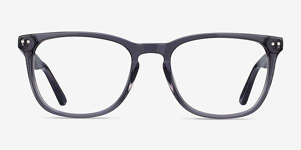 Gato Gray Acetate Eyeglass Frames