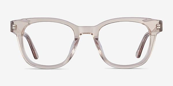 Lighthouse Champagne Acétate Montures de lunettes de vue