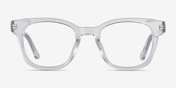 Lighthouse Clear Acetate Eyeglass Frames