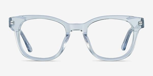 Lighthouse Clear Blue Acétate Montures de lunettes de vue