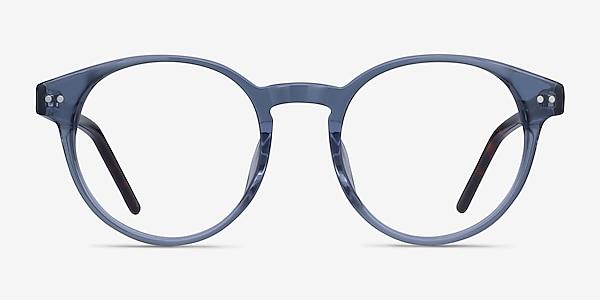 Manara Blue Gray Acetate Eyeglass Frames