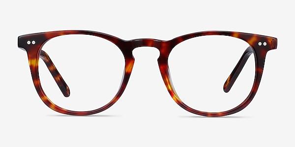 Ona Warm Tortoise Acetate Eyeglass Frames