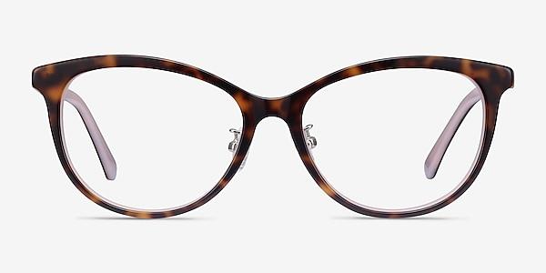 Helena Tortoise Pink Acetate Eyeglass Frames