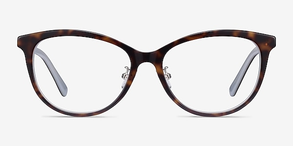 Helena Tortoise Acetate Eyeglass Frames