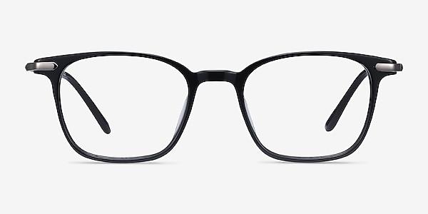 Cinema Black Acetate Eyeglass Frames