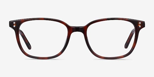 Rena Brown Tortoise Acetate Eyeglass Frames