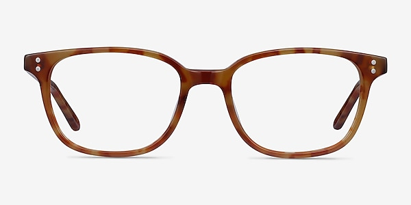 Rena Light Tortoise Acetate Eyeglass Frames