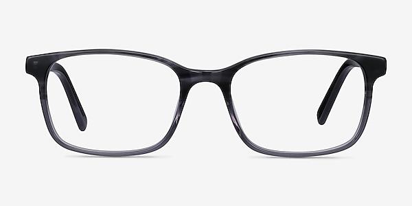 Collective Gray Acetate Eyeglass Frames