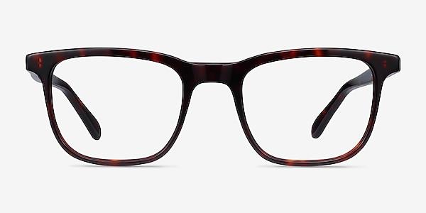 Ville Tortoise Acetate Eyeglass Frames