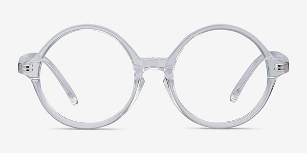 Little Years Clear Plastic Eyeglass Frames