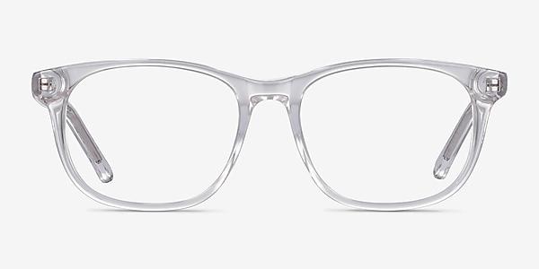 Steps Clear Acetate Eyeglass Frames