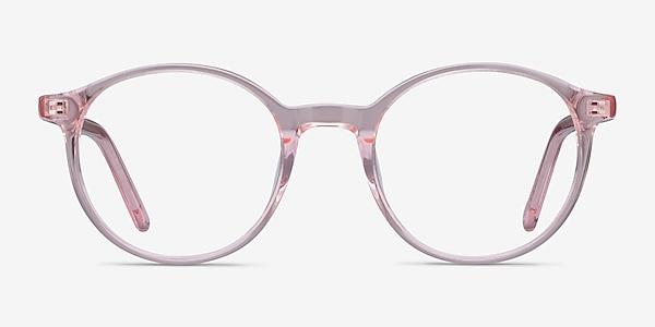 Excel Pink Acetate Eyeglass Frames