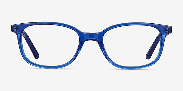 Leap Bleu Acétate Montures de lunettes de vue