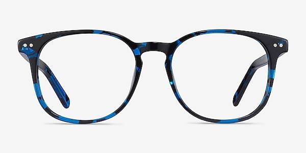 Ander Blue Tortoise Acetate Eyeglass Frames