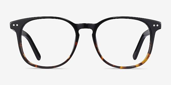 Ander Black Tortoise Acétate Montures de lunettes de vue