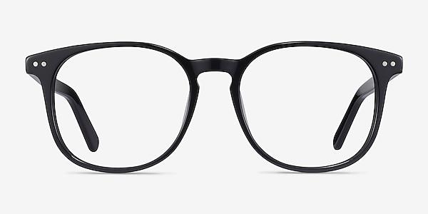 Ander Black Acetate Eyeglass Frames