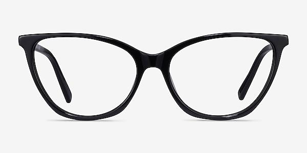 Instinct Noir Acétate Montures de lunettes de vue
