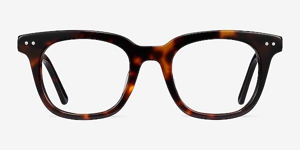 Romy Tortoise Acetate Eyeglass Frames
