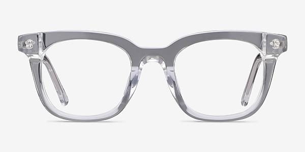 Romy Clear Acetate Eyeglass Frames