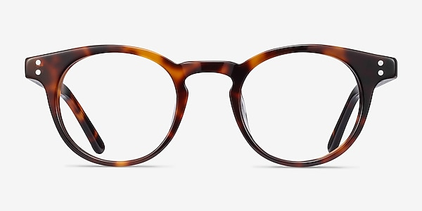 Flora Écailles Acétate Montures de lunettes de vue