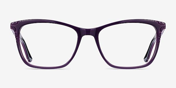 Hedera Violet Acétate Montures de lunettes de vue