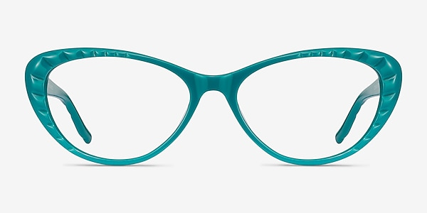 Persona Teal Acetate Eyeglass Frames