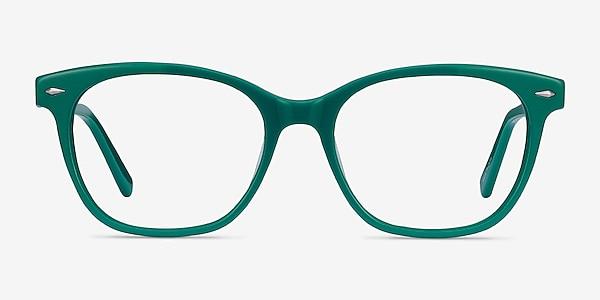 Yana Teal Acétate Montures de lunettes de vue