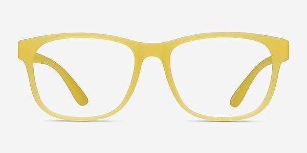 Milo Jaune Plastique Montures de lunettes de vue