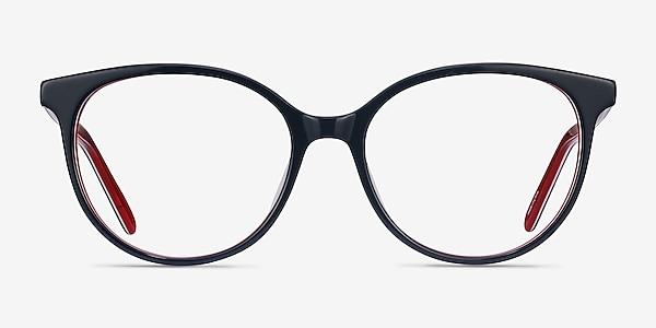 Patriot Navy & Red Acetate Eyeglass Frames