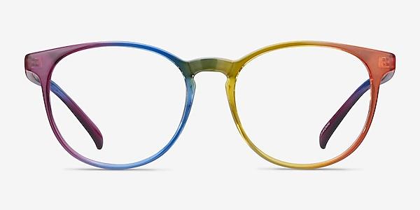 Rainbow Rainbow Plastique Montures de lunettes de vue