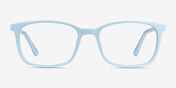 Equality Blue Acetate Eyeglass Frames