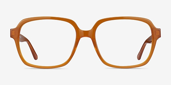 Tompkins Mellow Yellow Acetate Eyeglass Frames