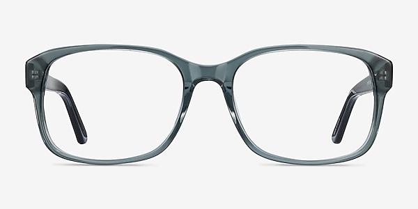 Tobias Clear Gray Acetate Eyeglass Frames