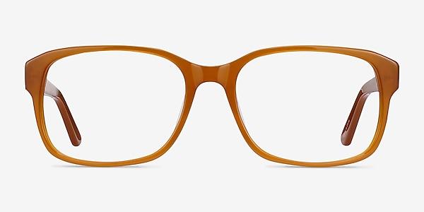 Tobias Mellow Yellow Acétate Montures de lunettes de vue