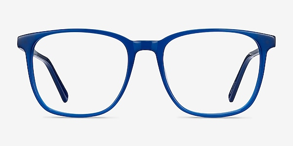 Finn Blue Acetate Eyeglass Frames