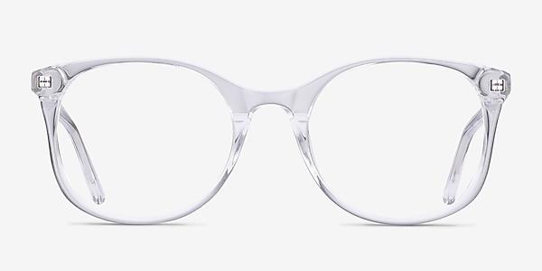 Greta Clear Acetate Eyeglass Frames
