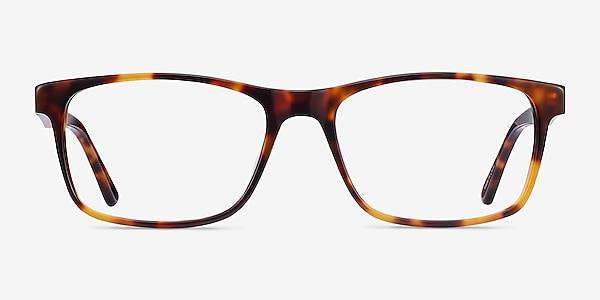 Pochi Tortoise Acetate Eyeglass Frames