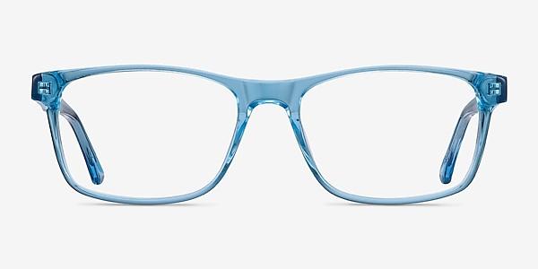 Pochi Blue Acetate Eyeglass Frames