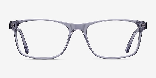 Pochi Gray Acetate Eyeglass Frames