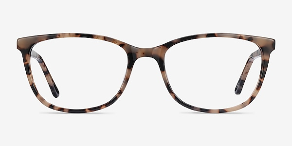 Lena Ivory Tortoise Acetate Eyeglass Frames