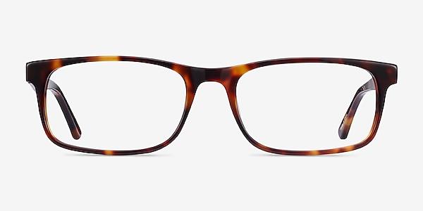 Vista Brown Tortoise Acétate Montures de lunettes de vue