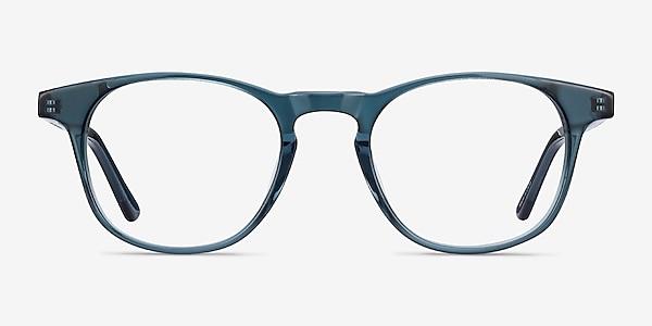 Alastor Blue Acetate Eyeglass Frames
