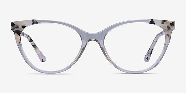 Dorset Clear Tortoise Acetate Eyeglass Frames