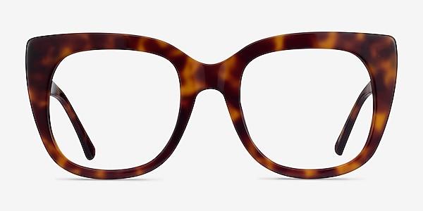 Unique Tortoise Acetate Eyeglass Frames