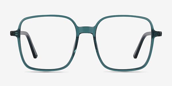Sixto Teal Acetate Eyeglass Frames